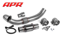 Billede af APR Cast Downpipe Exhaust System for the FWD 1.8T/2.0T Gen 3