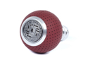 Billede af BFI Heavy Weight Shift Knob - Magma Red Air Leather (DSG & Automatic)