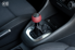 Picture of BFI Heavy Weight Shift Knob SCHWARZ - Magma Red Air Leather (DSG & Automatic)