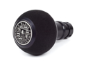 Billede af BFI Heavy Weight Shift Knob SCHWARZ - Black Alcantara (DSG & Automatic)