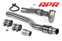 Billede af APR Cast Downpipe Exhaust System For The AWD 1.8T/2.0T Gen 3