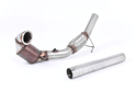 Billede af Milltek - LARGE BORE DOWNPIPE AND HI-FLOW SPORTS CAT 1.8 TSI - SSXVW417