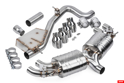 Picture of APR Catback Exhaust w/ Old Style Resonator MK7 (Typ 5G) (Pre-Facelift)