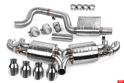 Picture of APR Catback Exhaust w/ New Style Resonator MK7 (Typ 5G) (Pre-Facelift)