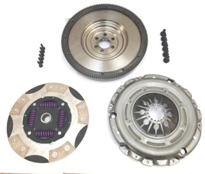 Picture of RTS -SINGLE MASS FLYWHEEL AND TWIN FRICTION CLUTCH KIT EA113